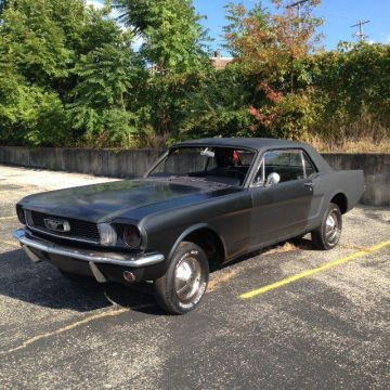 1966 Ford Mustang project, all metalwork done for sale