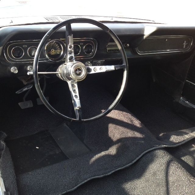 1966 Ford Mustang project, all metalwork done