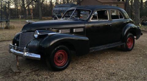 Almost complete 1940 Cadillac project for sale