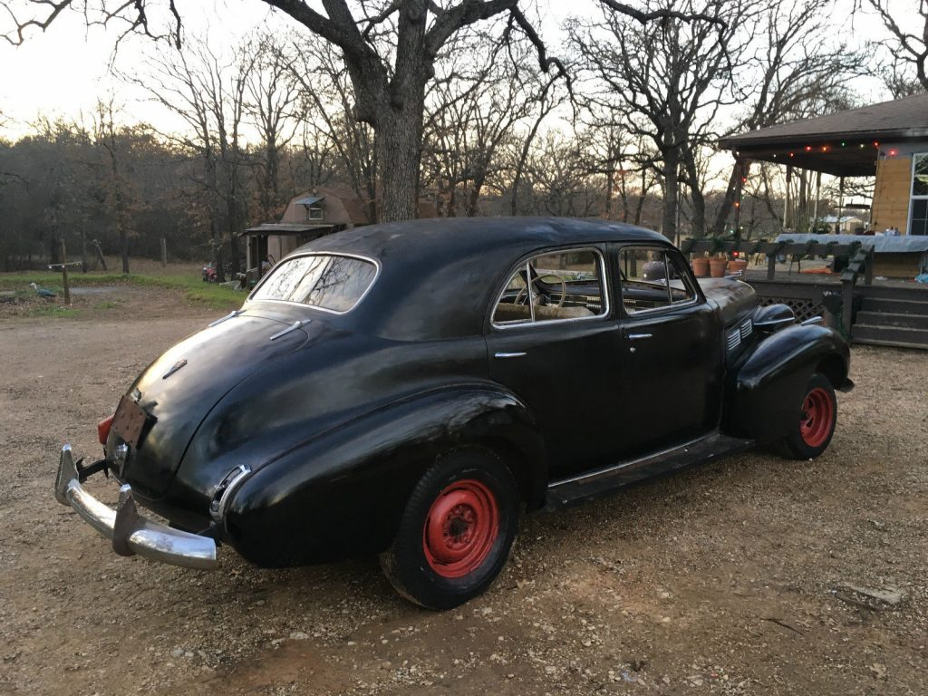Almost complete 1940 Cadillac project