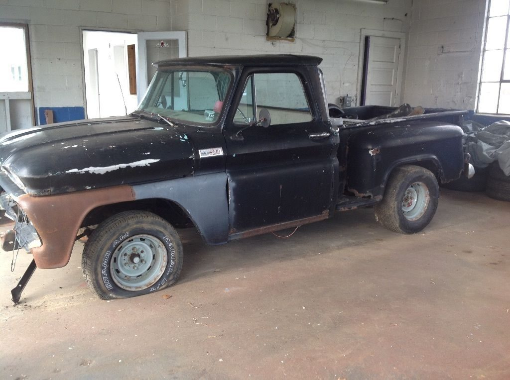 Barn find 1965 Chevrolet C 10 project