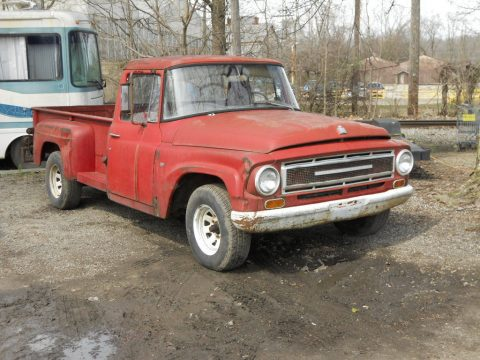 Complete barnfind 1967 International Harvester project truck for sale