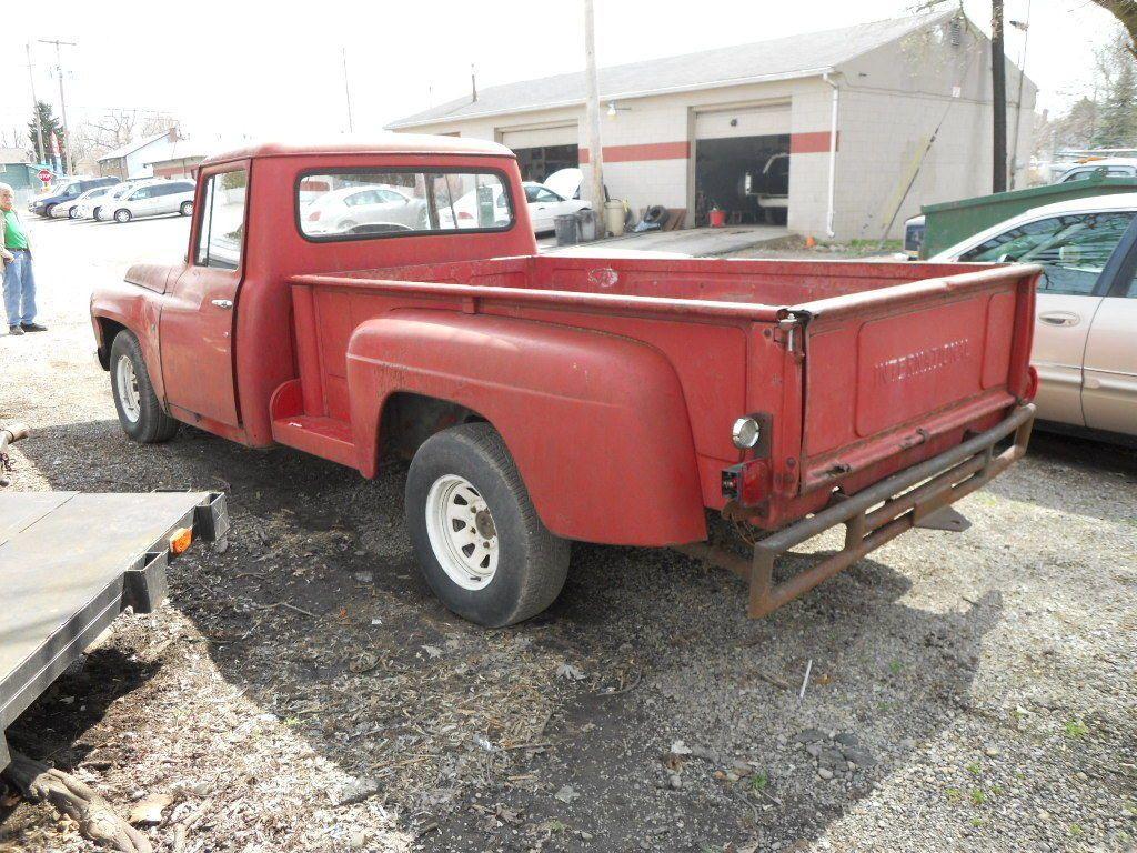 Complete barnfind 1967 International Harvester project truck