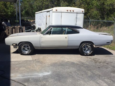 Matching numbers 1970 Dodge Charger SE project for sale