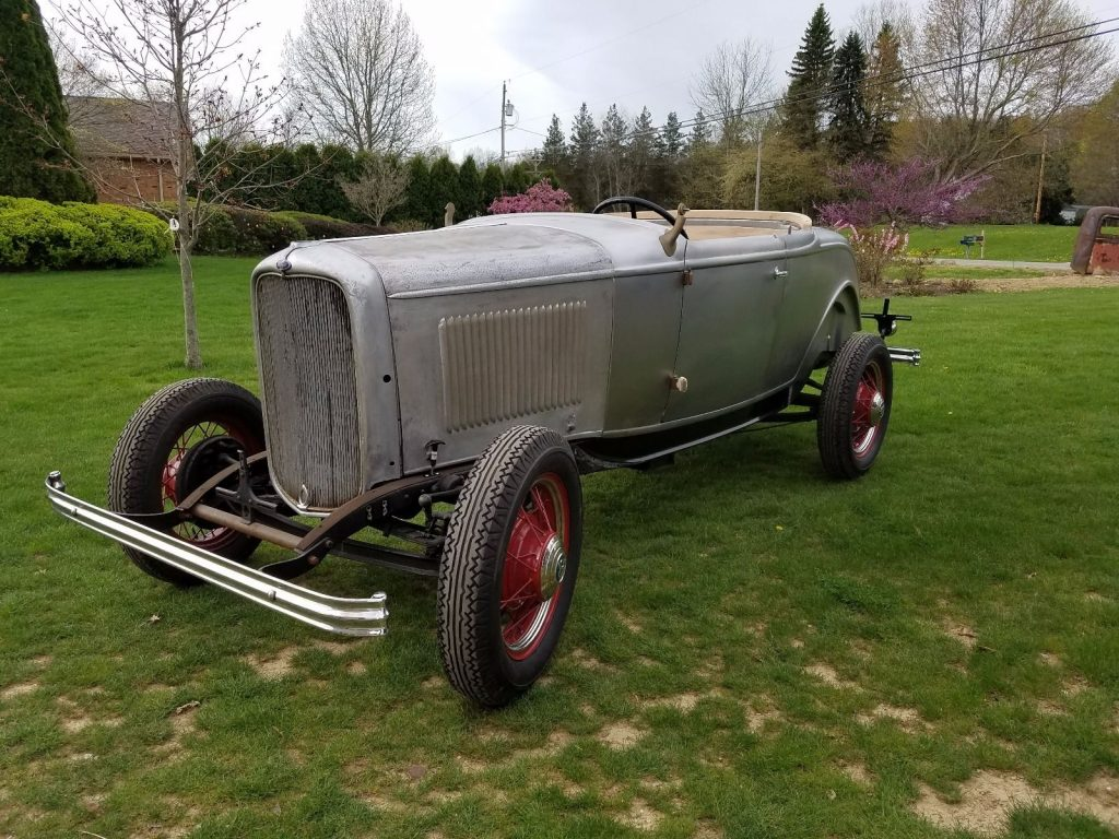 Nice amateur restoration 1932 Ford B ROADSTER