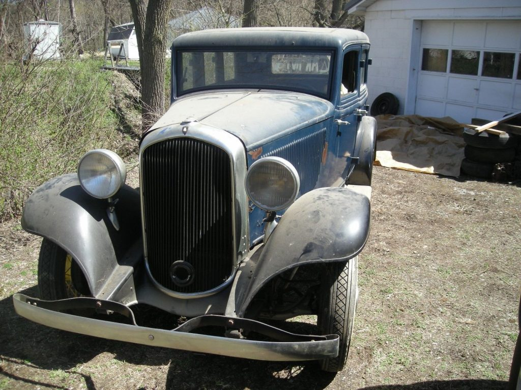 Suicide doors 1932 plymouth sedan project for sale for 1932 plymouth 4 door sedan