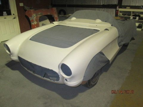 Dry southern car 1957 Chevrolet Corvette project for sale