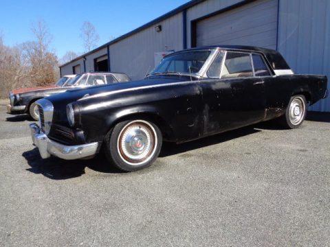 Rare 1963 Studebaker Hawk GT project for sale