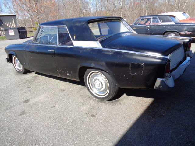 Rare 1963 Studebaker Hawk GT project