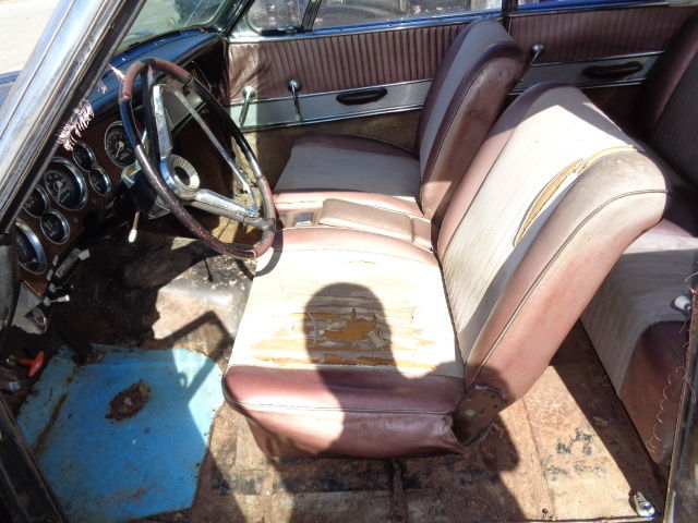 Rare 1963 Studebaker Hawk GT project