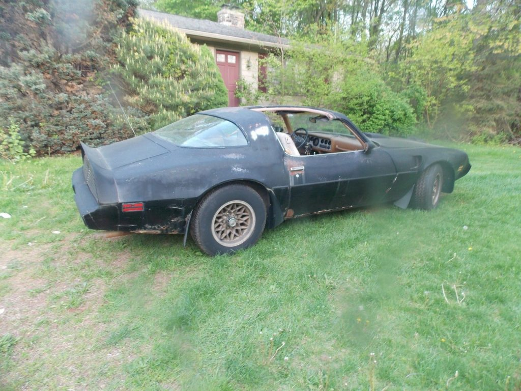 Smokey and the Bandit like 1979 Pontiac Trans Am project