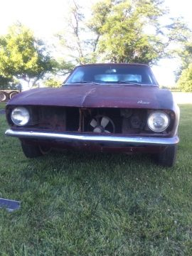 Almost complete 1967 Chevrolet Camaro Rally Sport project for sale