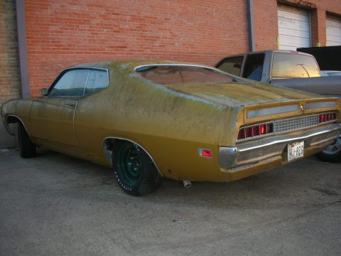 Average condition 1970 Ford Torino project for sale