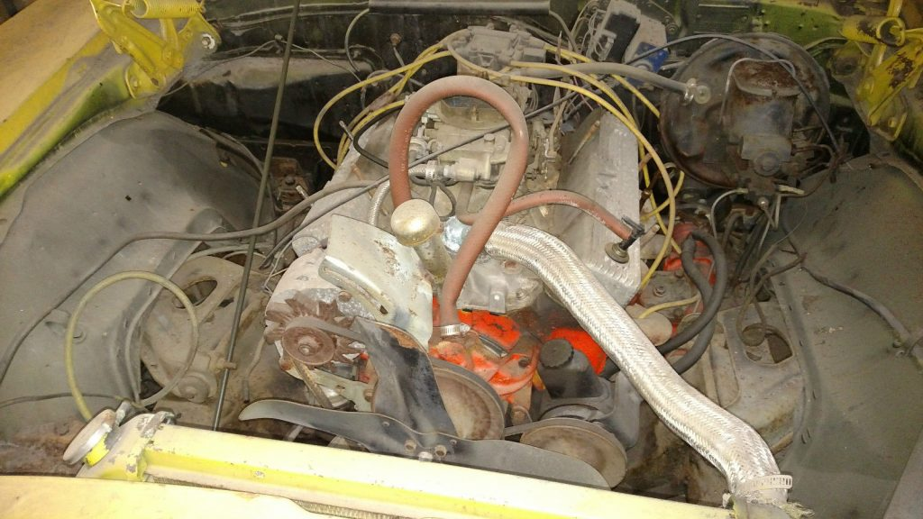 Bodywork done 1969 Chevrolet Camaro Base project