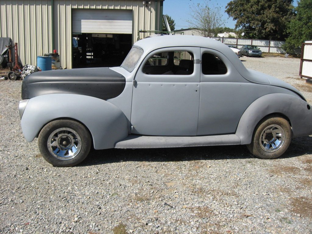 Extra spare parts 1939 Ford project