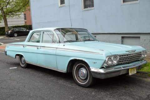 Lot of work done 1962 Chevrolet Impala project for sale