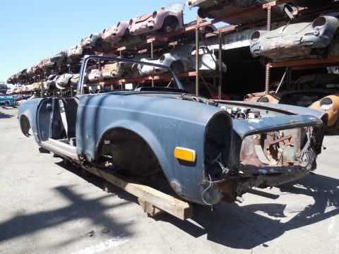 Raw body 1968 Mercedes Benz 280sl Project for sale