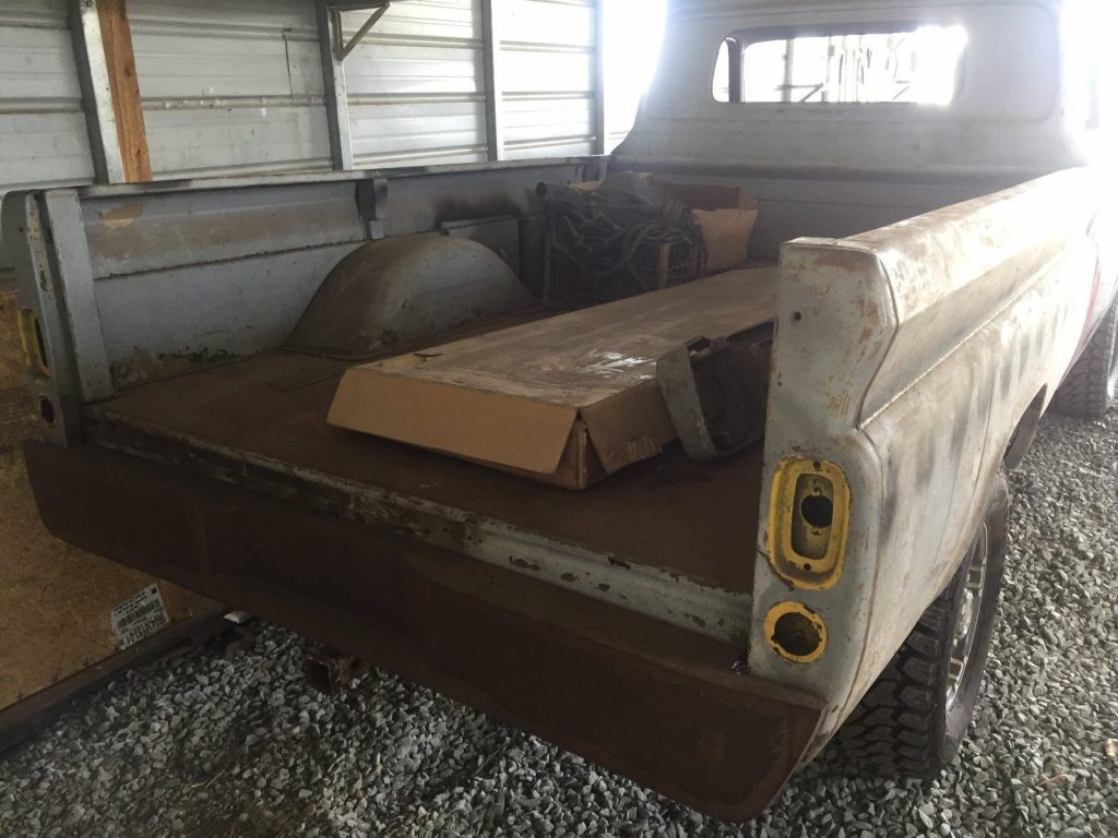 Tons of new parts 1966 Chevrolet C 10 project