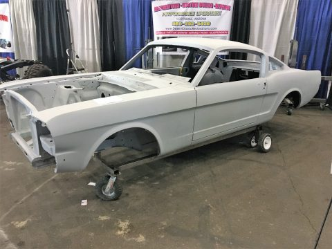 Complete bodywork 1965 Ford Mustang Base Fastback project for sale