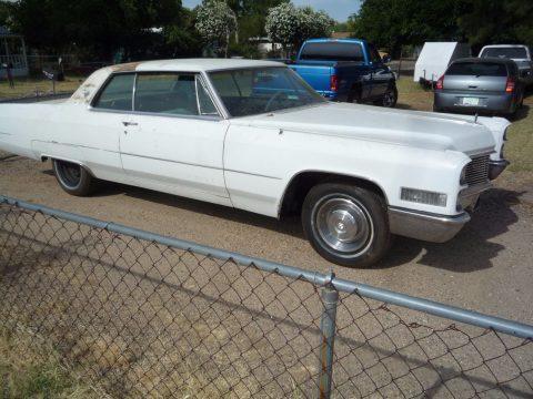 Needs little TLC 1966 Cadillac DeVille project for sale