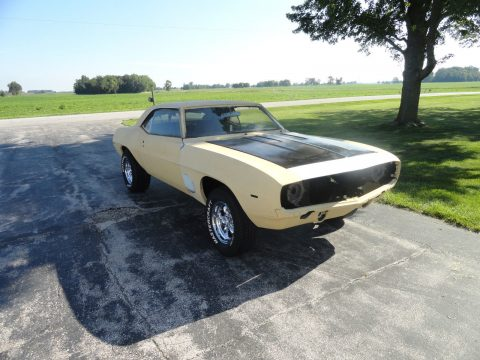 New parts 1969 Chevrolet Camaro SS tribute project for sale
