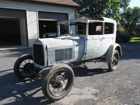 Original body 1931 Ford Model A project for sale