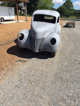 all original 1940 Ford Sedan Delivery project for sale