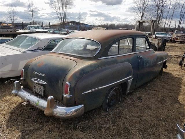 almost complete 1951 Dodge Wayfarer project