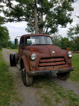 Commercial Truck 1954 Dodge K Series project for sale