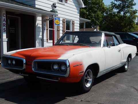 needs complete restoration 1970 Dodge Coronet 500 project for sale
