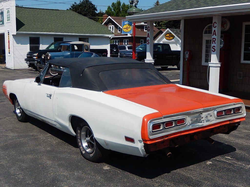 Needs Complete Restoration 1970 Dodge Coronet 500 Project