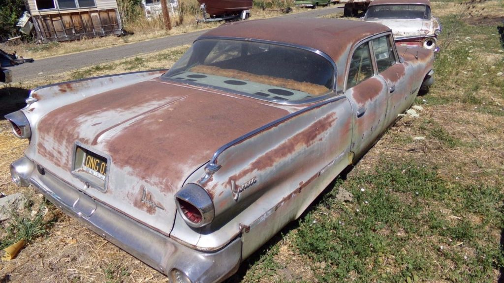 push button shifting 1960 Dodge Dart Seneca Sedan project
