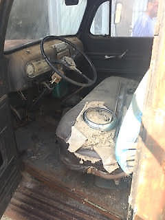 Barn Find Ford Pickups Project For Sale