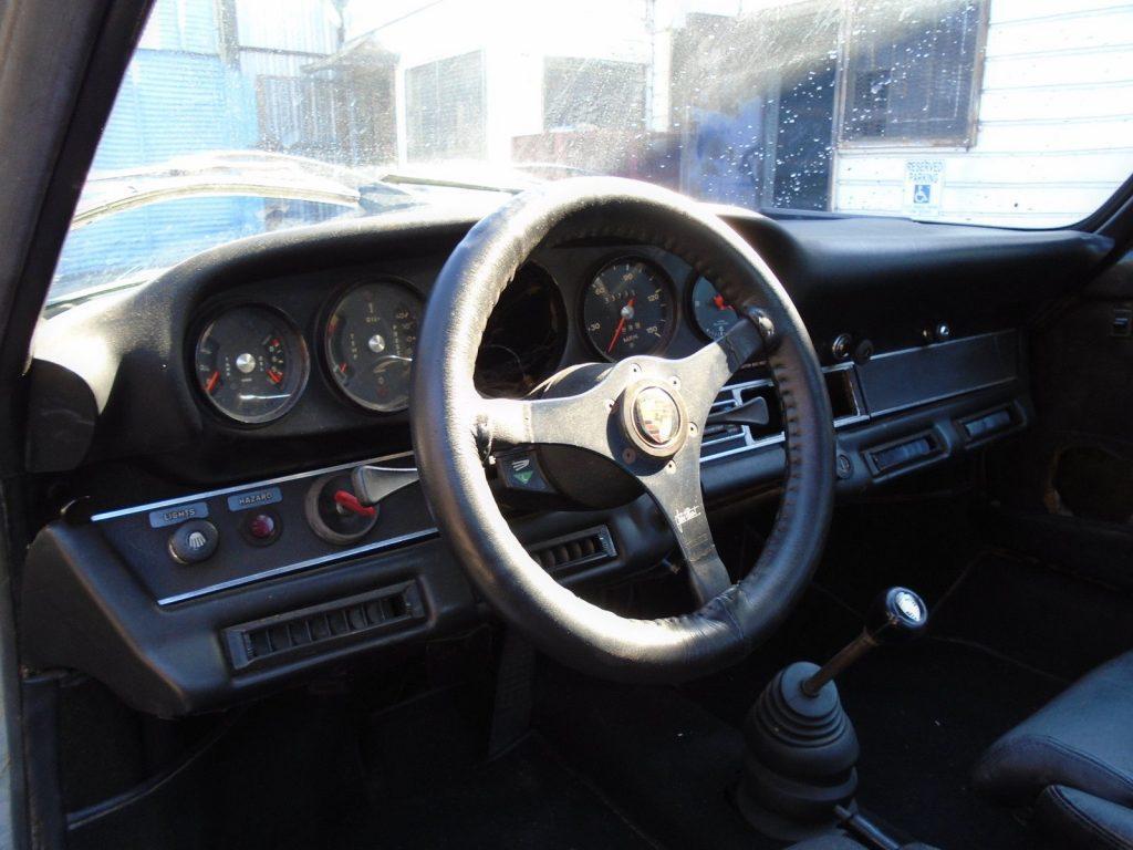 german classic 1972 Porsche 911 2DR project