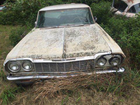 original 1964 Chevrolet Bel Air/150/210 BEL AIR project for sale
