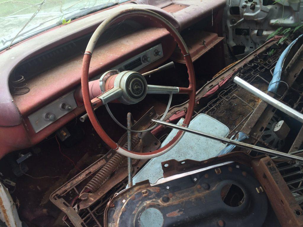 original 1964 Chevrolet Bel Air/150/210 BEL AIR project