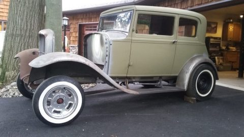 rust free 1931 Ford Model A project for sale