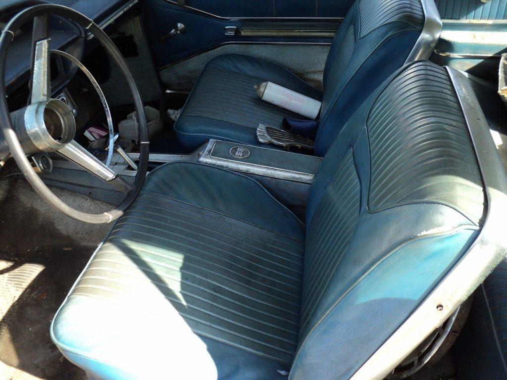 solid 1964 Chevrolet Impala Super Sport Project