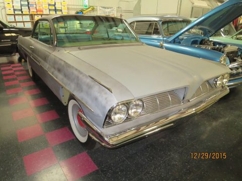 1961 Pontiac Ventura Coupe; 2 door for sale