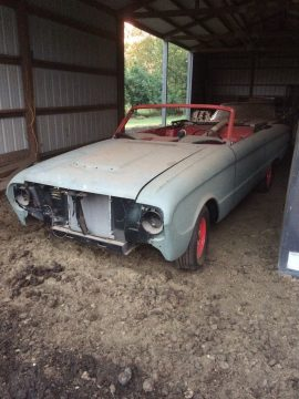 great base 1963 Ford Falcon furtura project for sale