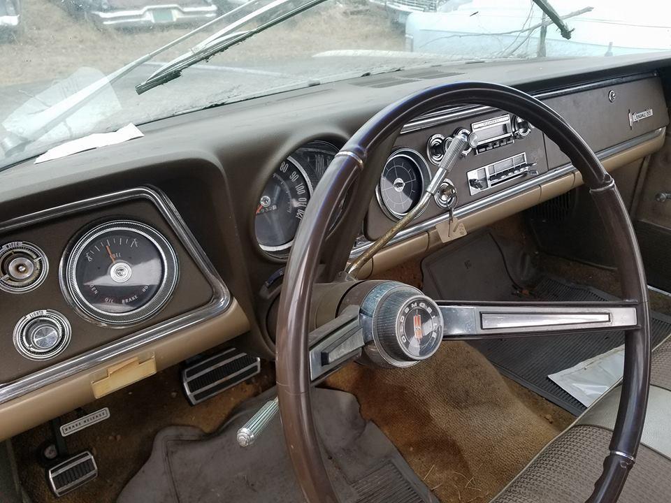 great base 1966 Oldsmobile Eighty Eight project