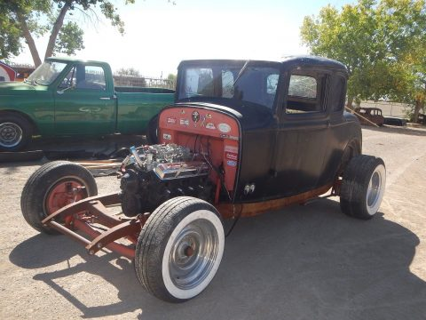 hot rod 1932 Ford 5 Window Coupe project for sale