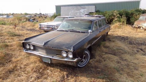 rare 1963 Oldsmobile Eighty Eight Dynamic 88 Station Wagon project for sale