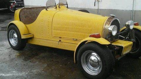 barn find 1965 Bugatti Replica project for sale