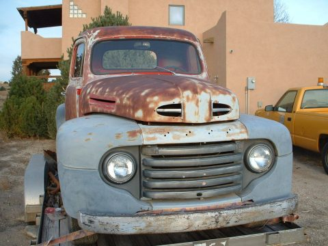 great shape 1950 Ford Pickups project for sale