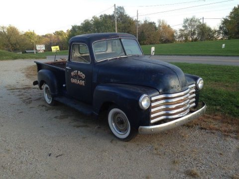 locked engine 1949 Chevrolet Pickups project for sale
