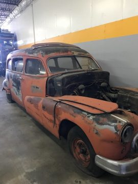 needs restoration 1948 Buick combination project for sale