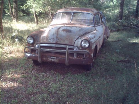 original wheels 1950 Chevrolet Bel Air/150/210 project for sale