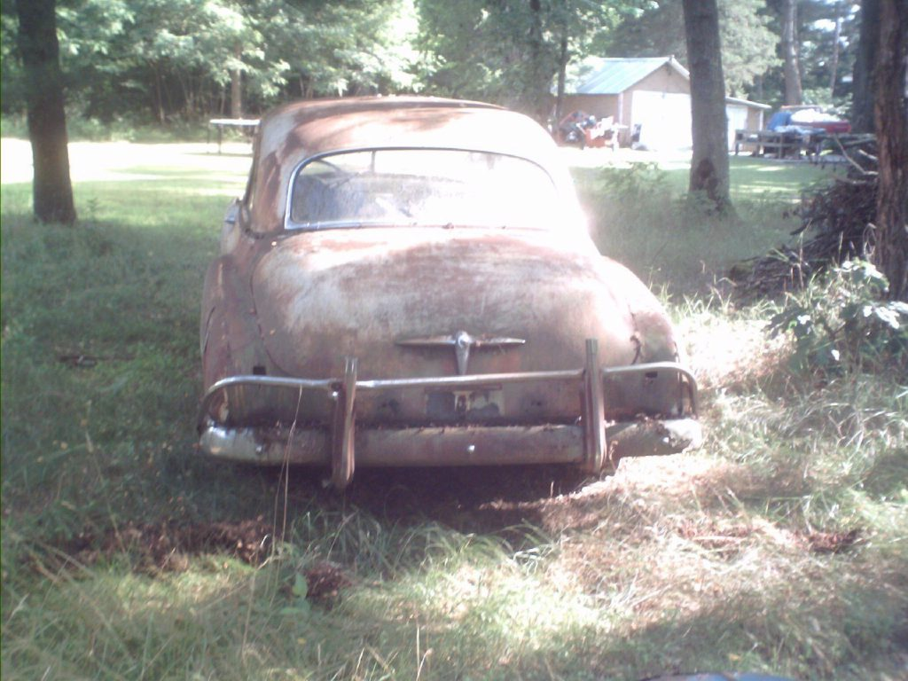 original wheels 1950 Chevrolet Bel Air/150/210 project