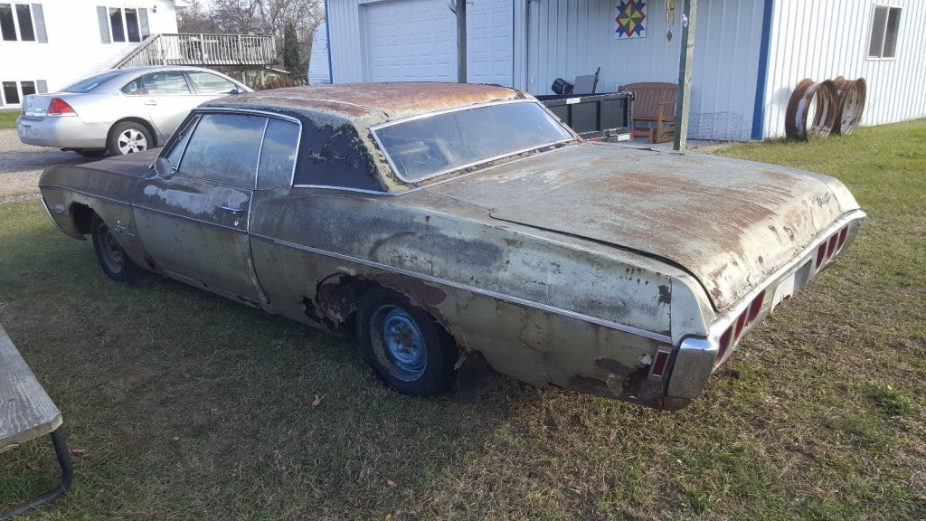 small block 1968 Chevrolet Impala project